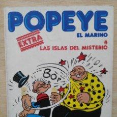 Cómics: POPEYE EL MARINO - Nº 4 EXTRA, LAS ISLAS DEL MISTERIO - ED. BURULAN. Lote 169281228