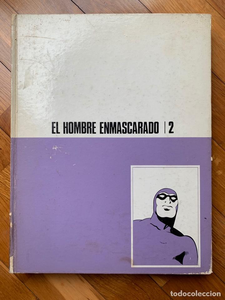 EL HOMBRE ENMASCARADO VOLÚMEN 2 (Tebeos y Comics - Buru-Lan - Hombre Enmascarado)