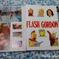 Cómics: HÉROES DEL CÓMIC,8 TOMOS FLASH GORDON, BURU LAN , ILUSTRADO: ALEX RAYMOND , AUSTIN BRIGGS, DAN BARRY. Lote 169923084