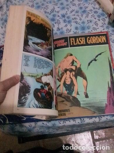 Cómics: Héroes del cómic,8 tomos Flash Gordon, Buru Lan , ilustrado: Alex Raymond , Austin Briggs, Dan Barry - Foto 3 - 169923084