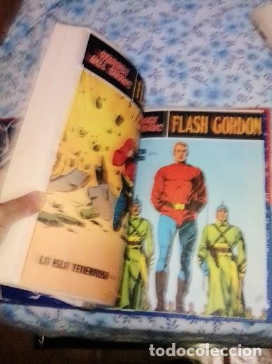 Cómics: Héroes del cómic,8 tomos Flash Gordon, Buru Lan , ilustrado: Alex Raymond , Austin Briggs, Dan Barry - Foto 4 - 169923084