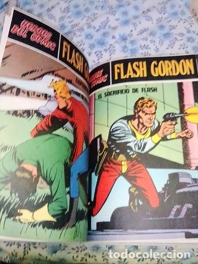 Cómics: Héroes del cómic,8 tomos Flash Gordon, Buru Lan , ilustrado: Alex Raymond , Austin Briggs, Dan Barry - Foto 9 - 169923084