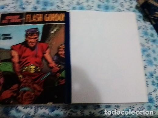 Cómics: Héroes del cómic,8 tomos Flash Gordon, Buru Lan , ilustrado: Alex Raymond , Austin Briggs, Dan Barry - Foto 11 - 169923084