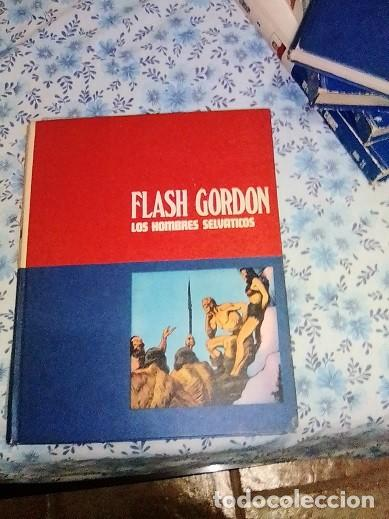 Cómics: Héroes del cómic,8 tomos Flash Gordon, Buru Lan , ilustrado: Alex Raymond , Austin Briggs, Dan Barry - Foto 12 - 169923084