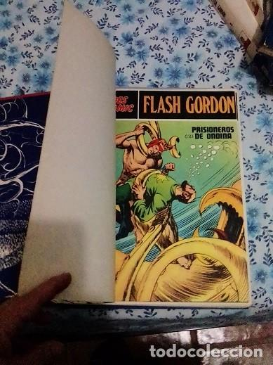 Cómics: Héroes del cómic,8 tomos Flash Gordon, Buru Lan , ilustrado: Alex Raymond , Austin Briggs, Dan Barry - Foto 13 - 169923084