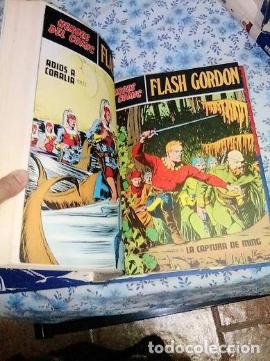 Cómics: Héroes del cómic,8 tomos Flash Gordon, Buru Lan , ilustrado: Alex Raymond , Austin Briggs, Dan Barry - Foto 15 - 169923084