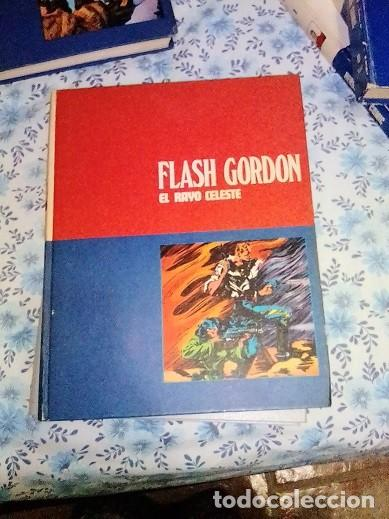 Cómics: Héroes del cómic,8 tomos Flash Gordon, Buru Lan , ilustrado: Alex Raymond , Austin Briggs, Dan Barry - Foto 18 - 169923084