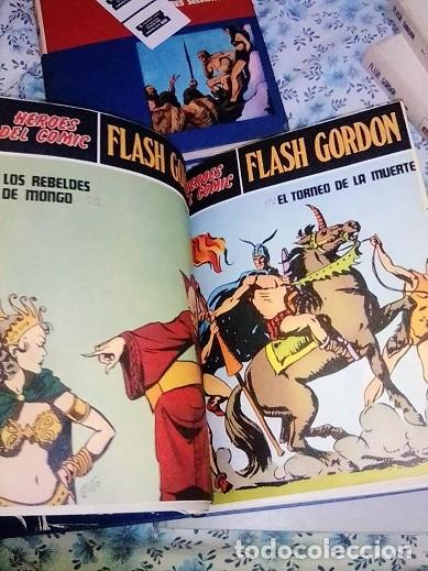 Cómics: Héroes del cómic,8 tomos Flash Gordon, Buru Lan , ilustrado: Alex Raymond , Austin Briggs, Dan Barry - Foto 20 - 169923084