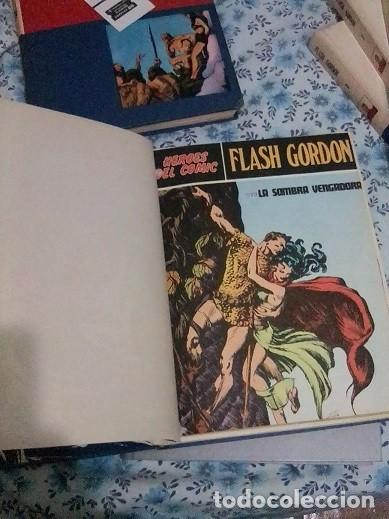 Cómics: Héroes del cómic,8 tomos Flash Gordon, Buru Lan , ilustrado: Alex Raymond , Austin Briggs, Dan Barry - Foto 21 - 169923084