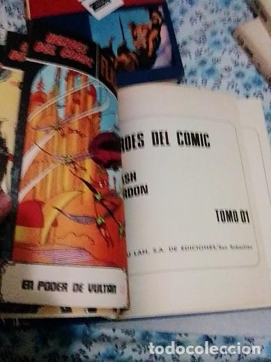 Cómics: Héroes del cómic,8 tomos Flash Gordon, Buru Lan , ilustrado: Alex Raymond , Austin Briggs, Dan Barry - Foto 22 - 169923084