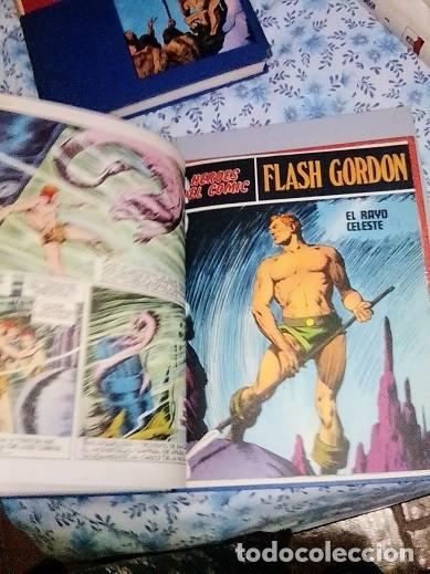 Cómics: Héroes del cómic,8 tomos Flash Gordon, Buru Lan , ilustrado: Alex Raymond , Austin Briggs, Dan Barry - Foto 28 - 169923084