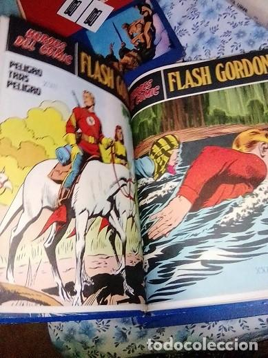 Cómics: Héroes del cómic,8 tomos Flash Gordon, Buru Lan , ilustrado: Alex Raymond , Austin Briggs, Dan Barry - Foto 34 - 169923084