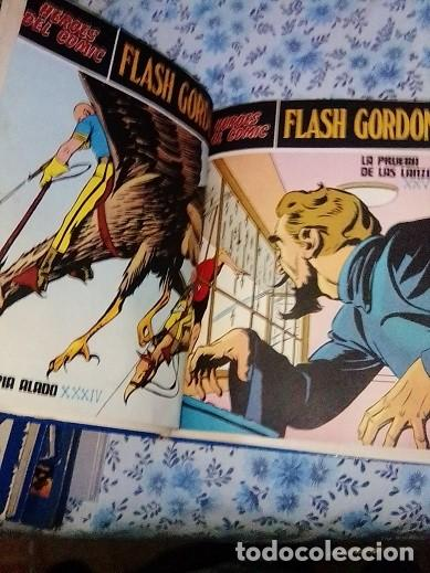 Cómics: Héroes del cómic,8 tomos Flash Gordon, Buru Lan , ilustrado: Alex Raymond , Austin Briggs, Dan Barry - Foto 36 - 169923084