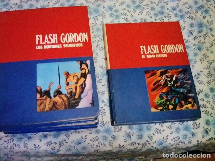 Cómics: Héroes del cómic,8 tomos Flash Gordon, Buru Lan , ilustrado: Alex Raymond , Austin Briggs, Dan Barry - Foto 40 - 169923084