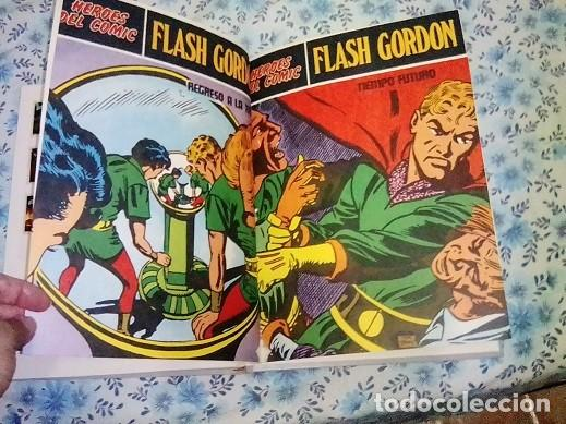 Cómics: Héroes del cómic,8 tomos Flash Gordon, Buru Lan , ilustrado: Alex Raymond , Austin Briggs, Dan Barry - Foto 52 - 169923084