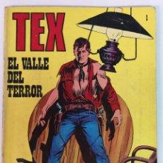 Cómics: TEX BURULAN.N° 1. Lote 170302632