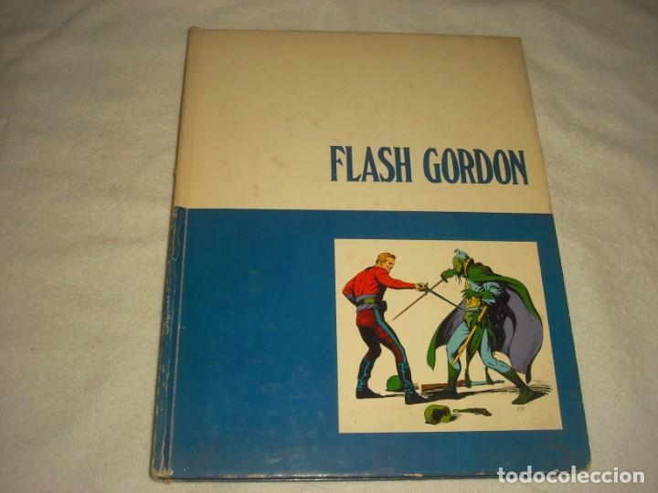 FLASH GORDON TOMO 2 , HEROES DEL COMIC . BURU LAN 1971 (Tebeos y Comics - Buru-Lan - Flash Gordon)