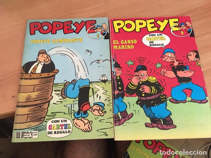 Cómics: POPEYE LOTE Nº 2 3 4 5 6 7 8 9 11 14 15 Y 21 (BURULAN) (COIB7) - Foto 5 - 171062545