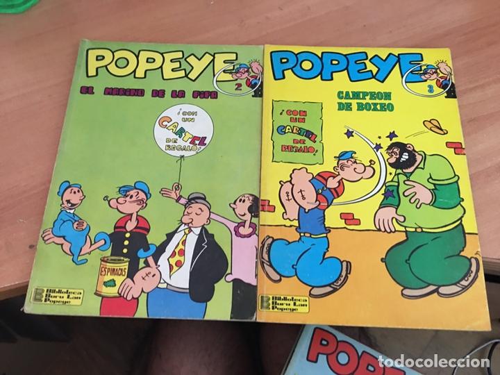 Cómics: POPEYE LOTE Nº 2 3 4 5 6 7 8 9 11 14 15 Y 21 (BURULAN) (COIB7) - Foto 8 - 171062545