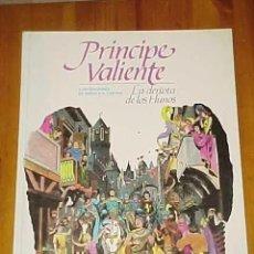 Cómics: PRINCIPE VALIENTE. LA DERROTA DE LOS HUNOS. BURULAN. ILUSTRACIONES DE HAROLD R. FOSTER. 1983. Lote 171110917