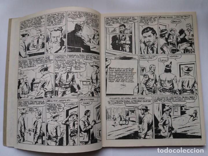 Cómics: TEX. Nº 2. EL SICARIO. BURU LAN. 1971 - Foto 3 - 171133372