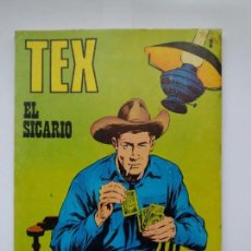Cómics: TEX. Nº 2. EL SICARIO. BURU LAN. 1971. Lote 171133372
