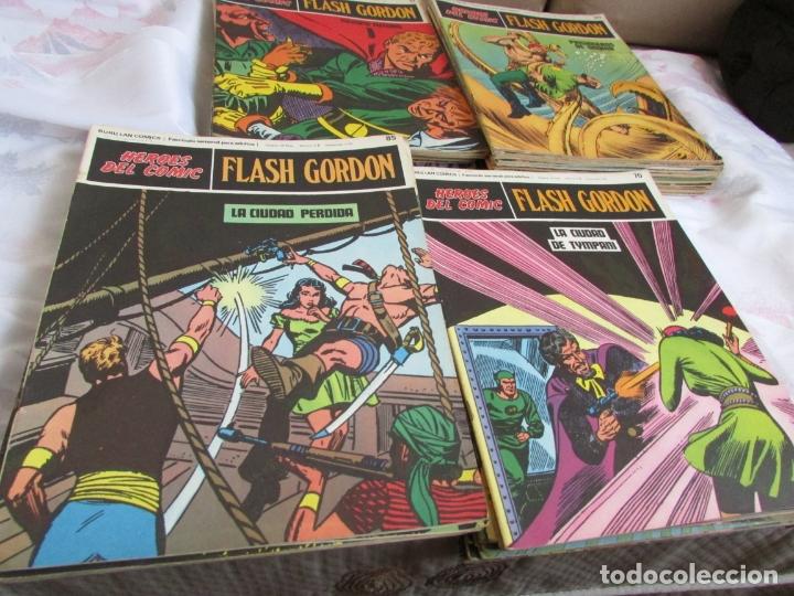 Cómics: GRAN LOTE COLECCIÓN FLASH GORDON Heroes - Foto 4 - 171308832