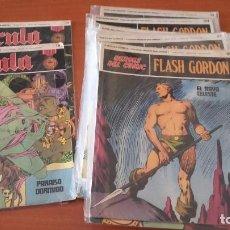 Cómics: FLASH GORDON HEROES DEL COMIC BURU LAN, S. A. DE EDICIONES LOTE 19 Nº MÁS 2 DRÁCULA.. Lote 172058462