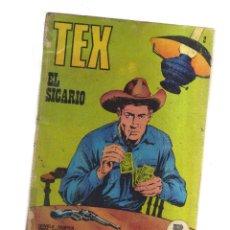 Cómics: TEX EL SICARIO N,2. Lote 172290537