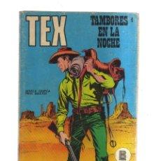 Cómics: TEX TAMBORES EN LA NOCHE N,4. Lote 172290693
