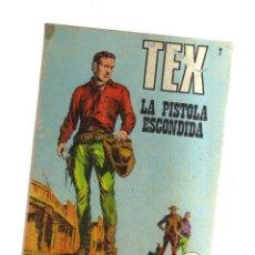 Cómics: TEX LA PISTOLA ESCONDIDA N,7. Lote 172290760