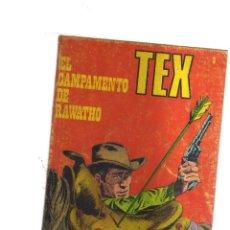 Cómics: TEX EL CAMPAMENTE DE RAWATHO N,8. Lote 172290860