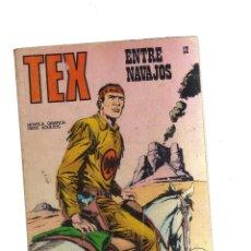 Cómics: TEX ENTRE NAVAJOS N,12 . Lote 172291104