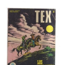 Fumetti: TEX LOS VIGILANTES N,16. Lote 172291288