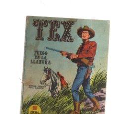 Cómics: TEX FUEGO EN LA LLANURA N,17. Lote 172291367