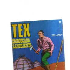 Fumetti: TEX EMBOSCADA SANGRIENTA N,22. Lote 172292373