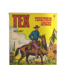 Cómics: TEX TERRITORIO APACHE N,23. Lote 172292445