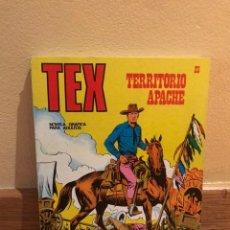 Cómics: TEX TERRITORIO APACHE NÚMERO 23. Lote 172361310