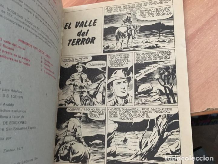 Cómics: TEX Nº 1 TACO (BURULAN) (COIB12) - Foto 3 - 172400128
