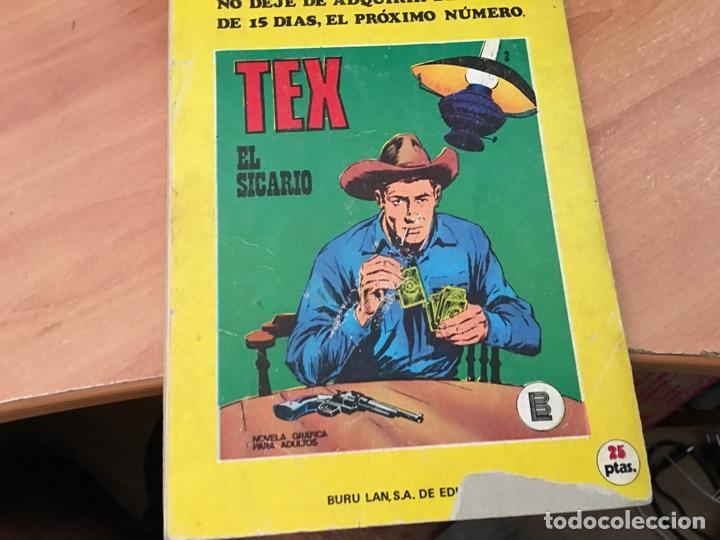 Cómics: TEX Nº 1 TACO (BURULAN) (COIB12) - Foto 4 - 172400128