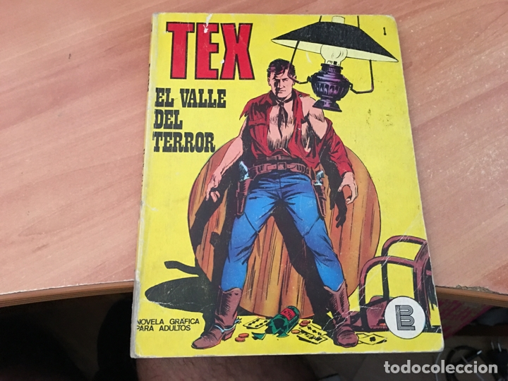 TEX Nº 1 TACO (BURULAN) (COIB12) (Tebeos y Comics - Buru-Lan - Tex)