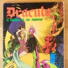 Cómics: DRÁCULA: EL SENDERO DE LA MUERTE (BURULAN). Lote 172440589