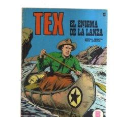Fumetti: TEX EL ENIGMA DE LA LANZA N,33. Lote 172469105