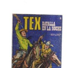 Cómics: TEX BATALLA EN LA NOCHE N,38. Lote 172469848