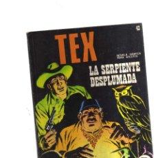 Fumetti: TEX LA SERPIENTE DESPLUMADA N,43. Lote 172470380