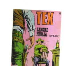 Fumetti: TEX SANGRE NAVAJA N,44. Lote 172470697