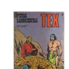 Cómics: TEX PISTAS SANGRIENTAS N,46. Lote 172470937