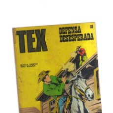 Fumetti: TEX DEFENSA DESESPERADA N,59. Lote 172472153