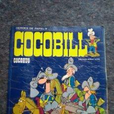 Cómics: COCOBILL - HÉROES DE PAPEL Nº 3 - COCOHUG D25. Lote 173019769
