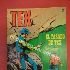 Cómics: TEX. BURU LAN. Nº 35. Lote 173049129